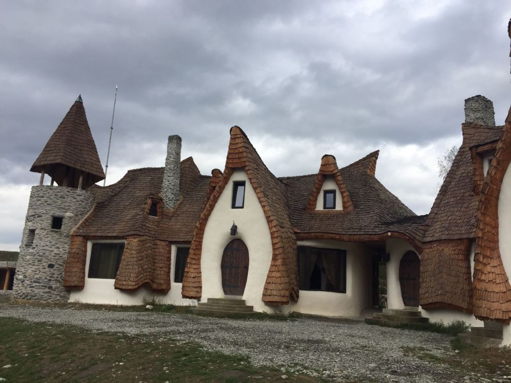 Amazing castele in Sibiu - Valley of the Fairies