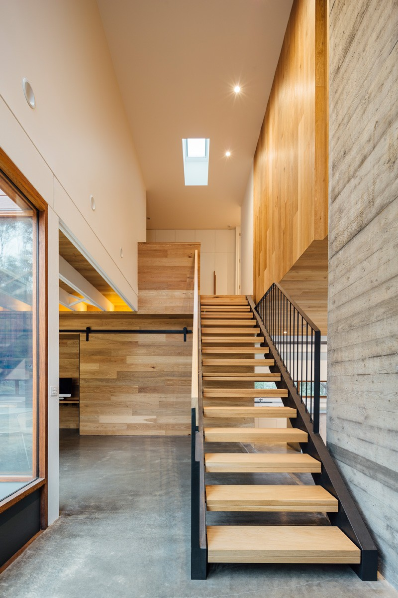 Ballarat-family-home-staircase-front-view