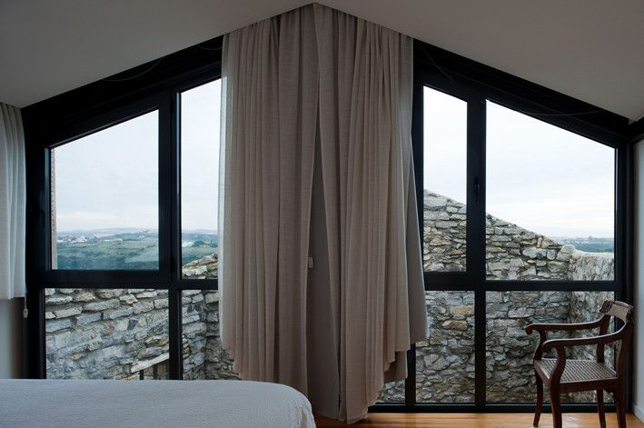Cabrela House by Orgânica Arquitectura Bedroom