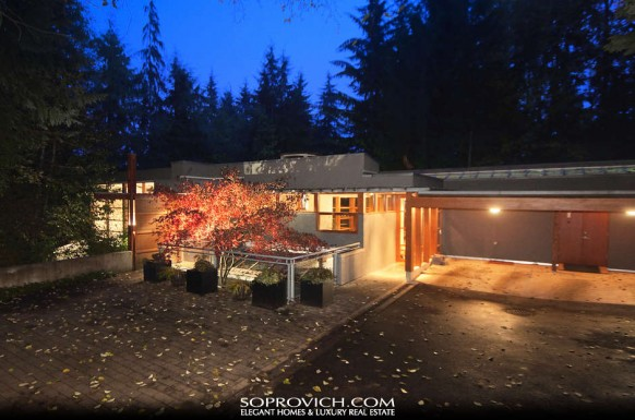 Cullen's Residence as you saw in Twilight New Moon1