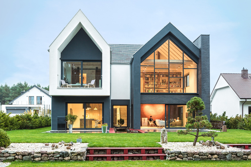 Fence House architecture