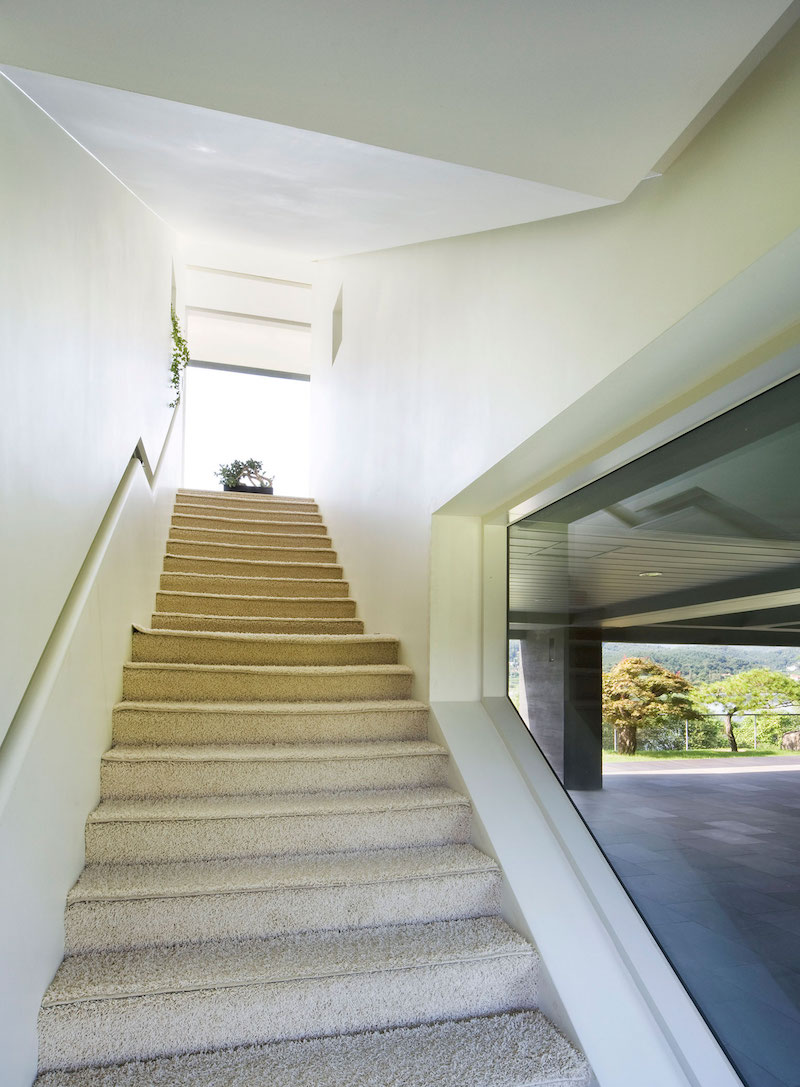 Floating House staircase