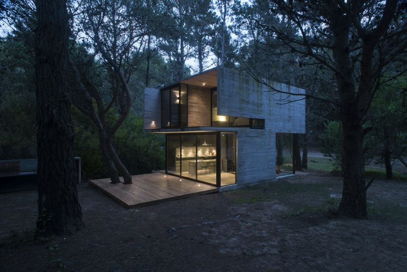 H3 House overall design and architecture