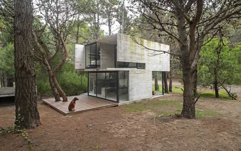 H3 House overall design and placement
