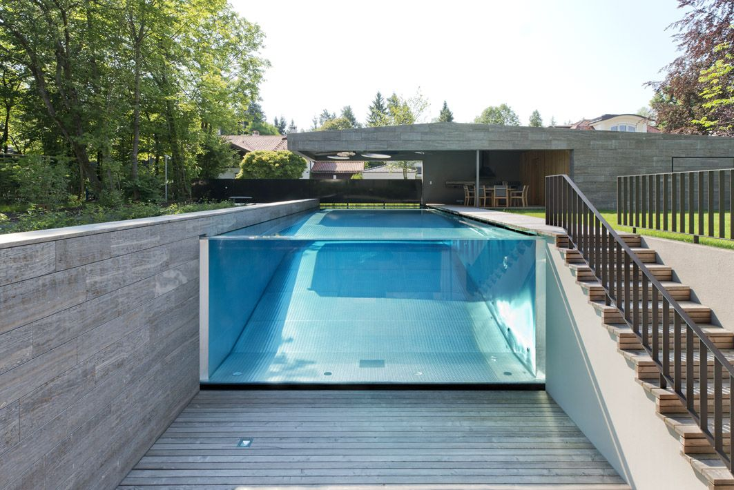 Haus KL Design by Lynx Architects Pool