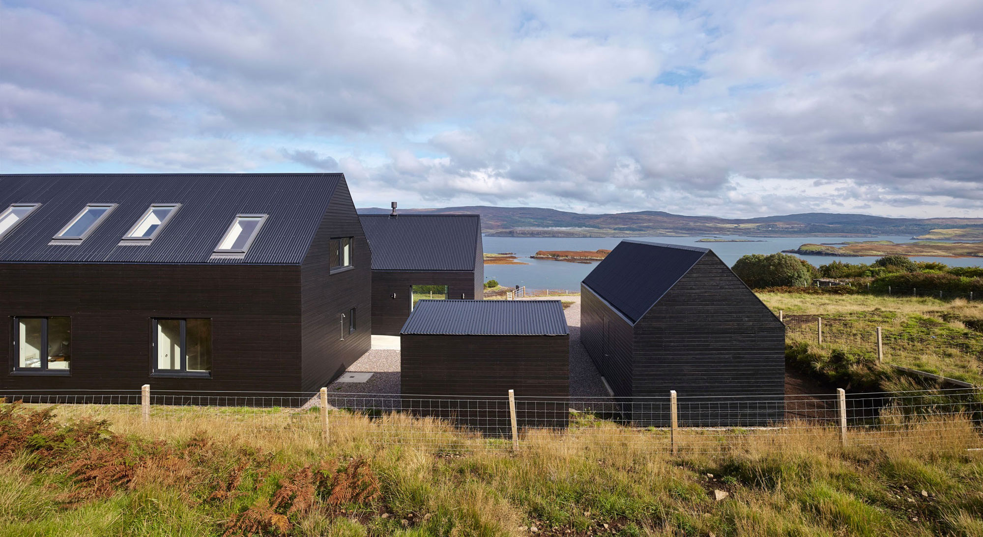 House-in-Colbost-the-four-volumes