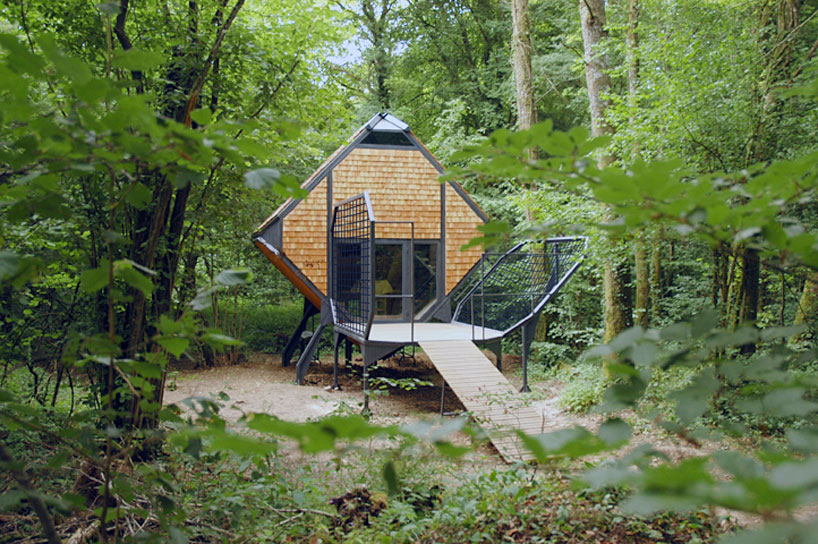 Maisons sylvestres small shelter