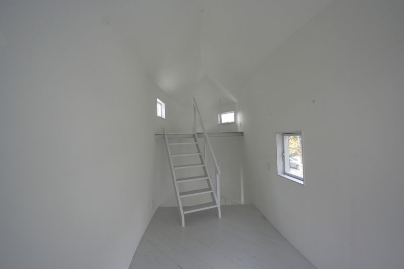 O House extension upstairs stairs