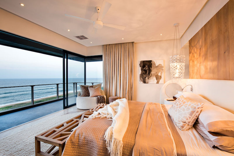 Reserve House bedroom view