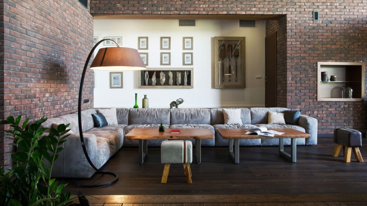 Rostov house by Chado seating area