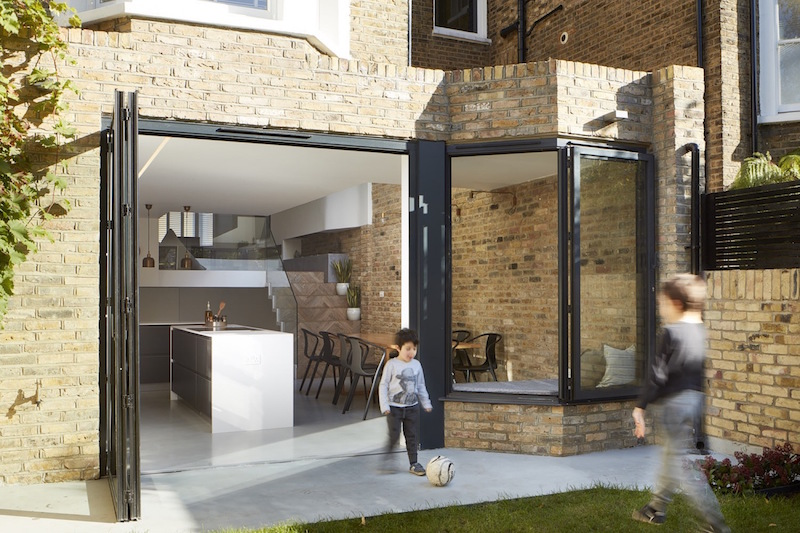 Architectural Photography of East London Home, by London Architectural and Interiors photographer, Matt Clayton