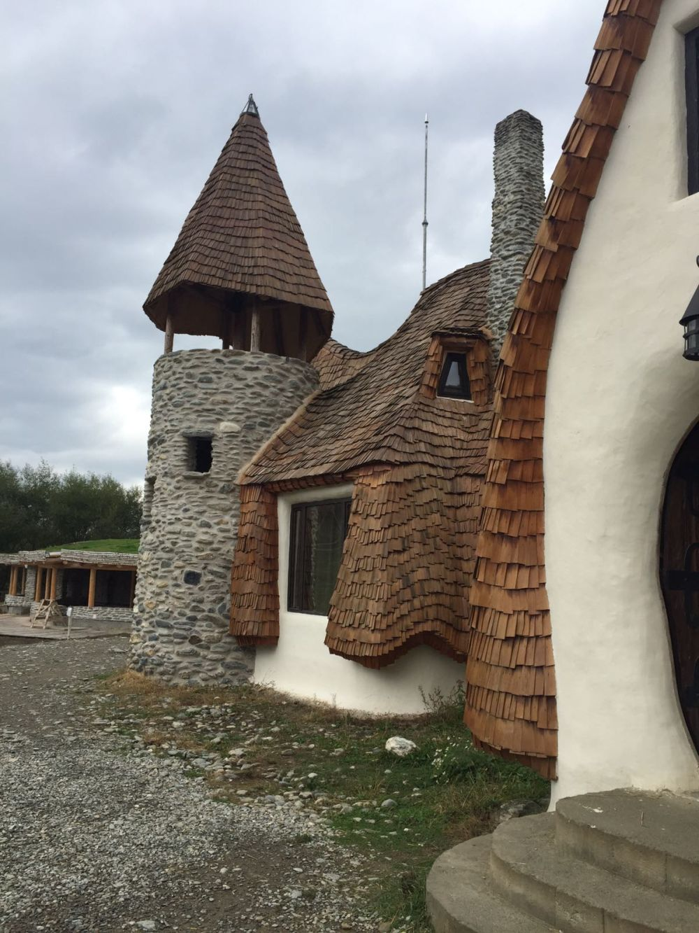 Sibiu Clay Castle - Valley of the Fairies Picture