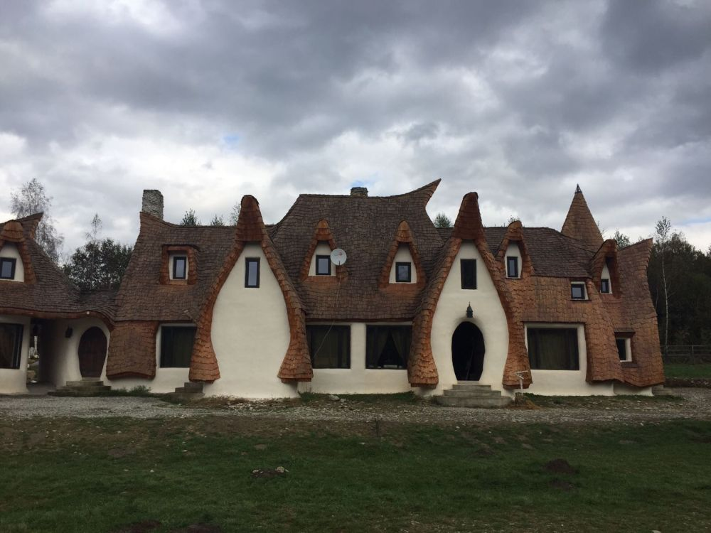 Sibiu Clay Castle Valley of the Fairies