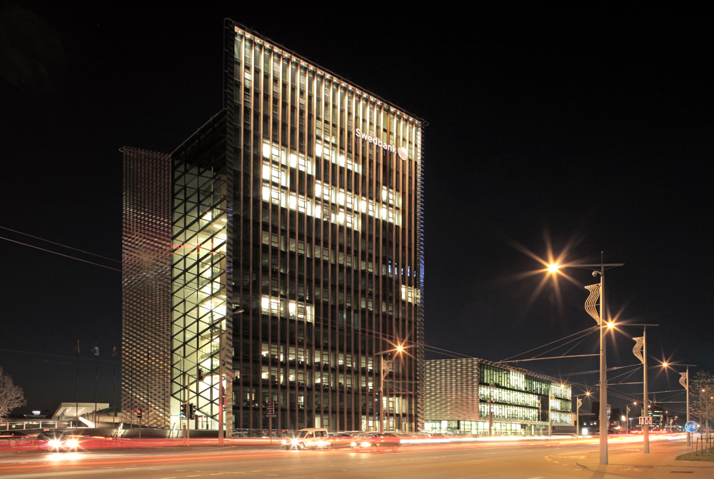 Swedbank office by Audrius Ambrasas Architects5