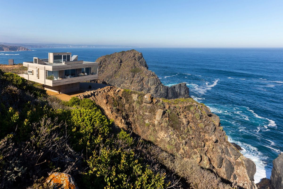 The Mirador House location overview