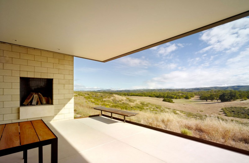 The Paso Robles Residence living