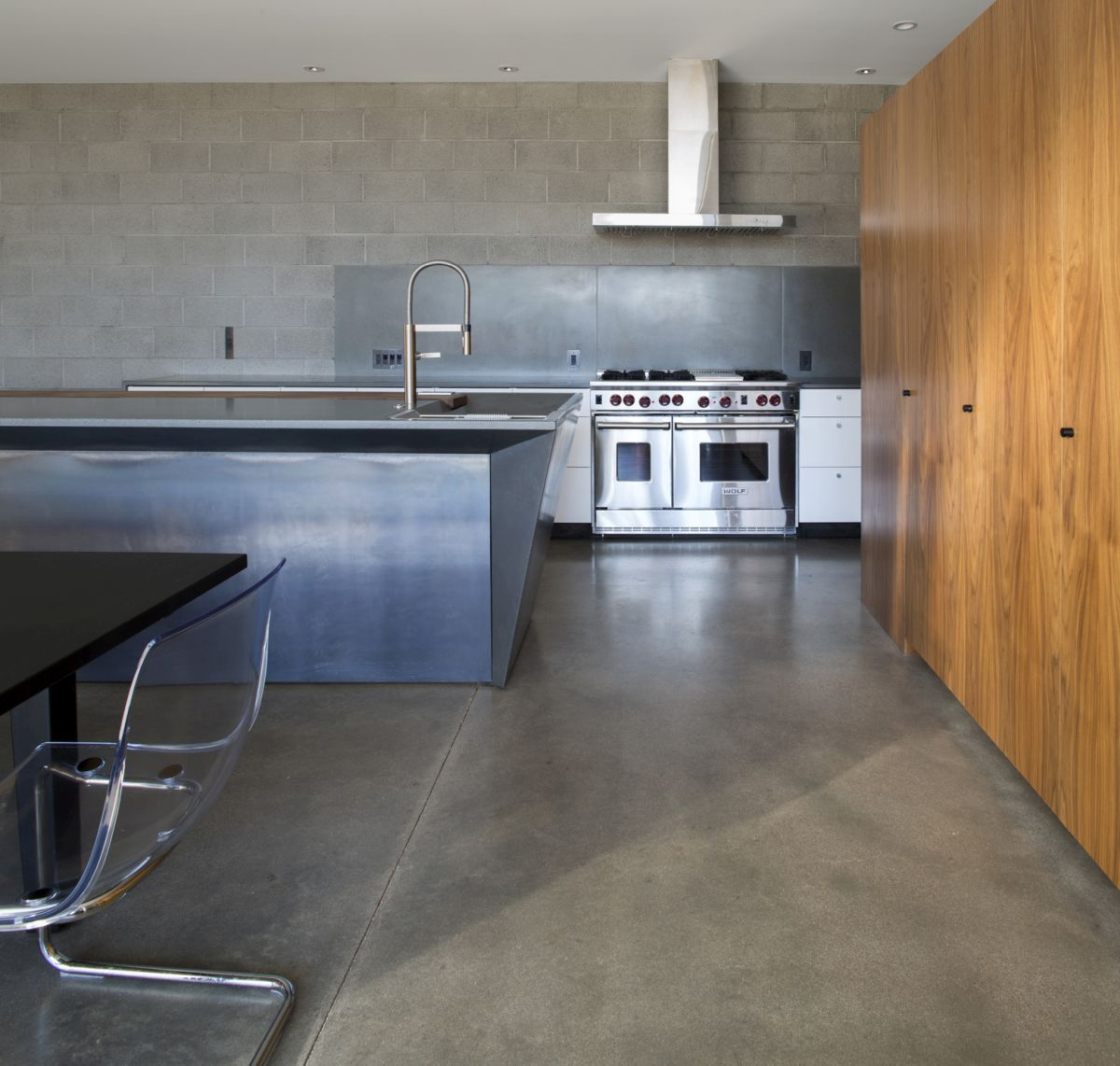 The STAAB Residence kitchen