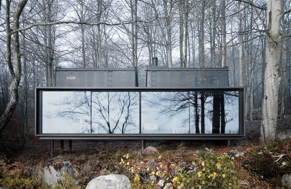 The Vipp Shelter Outdoor
