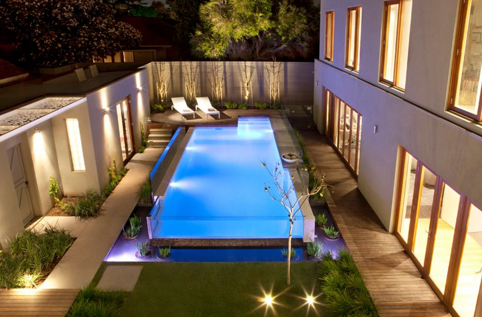 Thornbury Project Top View Swimming Pool