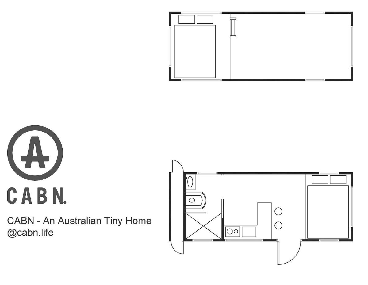 You can order your own custom-made CABN designed to perfectly fit the location you have in mind for it