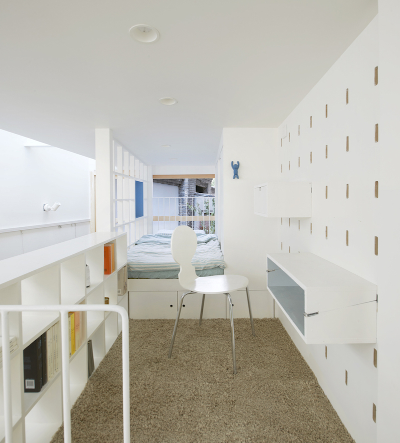 Tiny house in Dongcheng bedroom