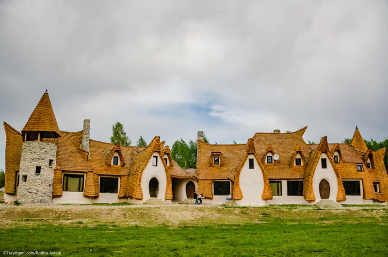 Valley of Fairies retreat rustic architecture