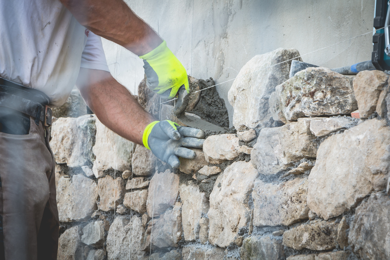 Working With Old Mortar