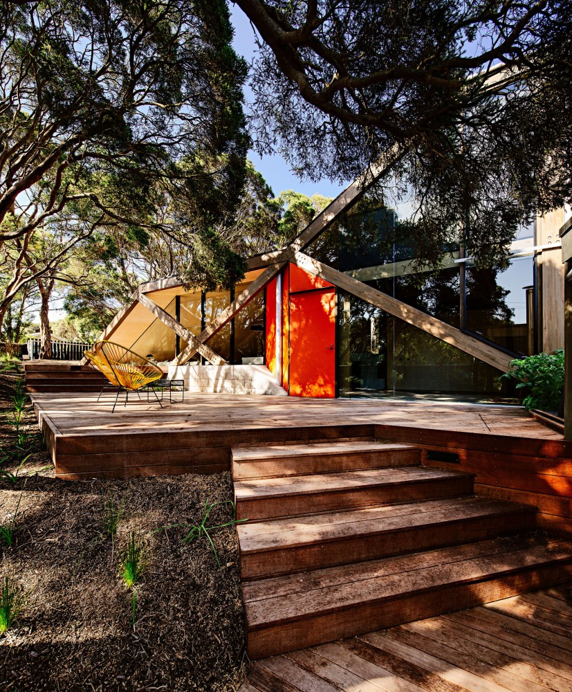modern-cabin-extension-australia-trees-and-deck