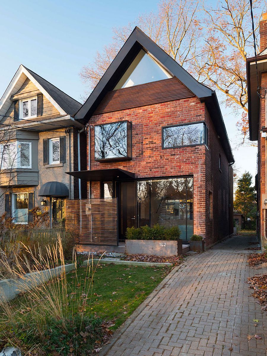 A 1900s residence in Toronto