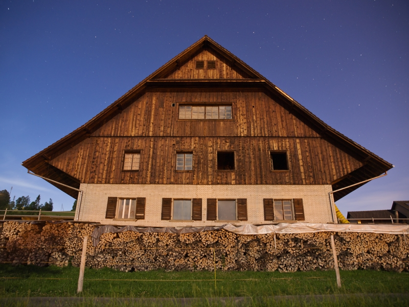 What A Pole Barn House Does Not Offer