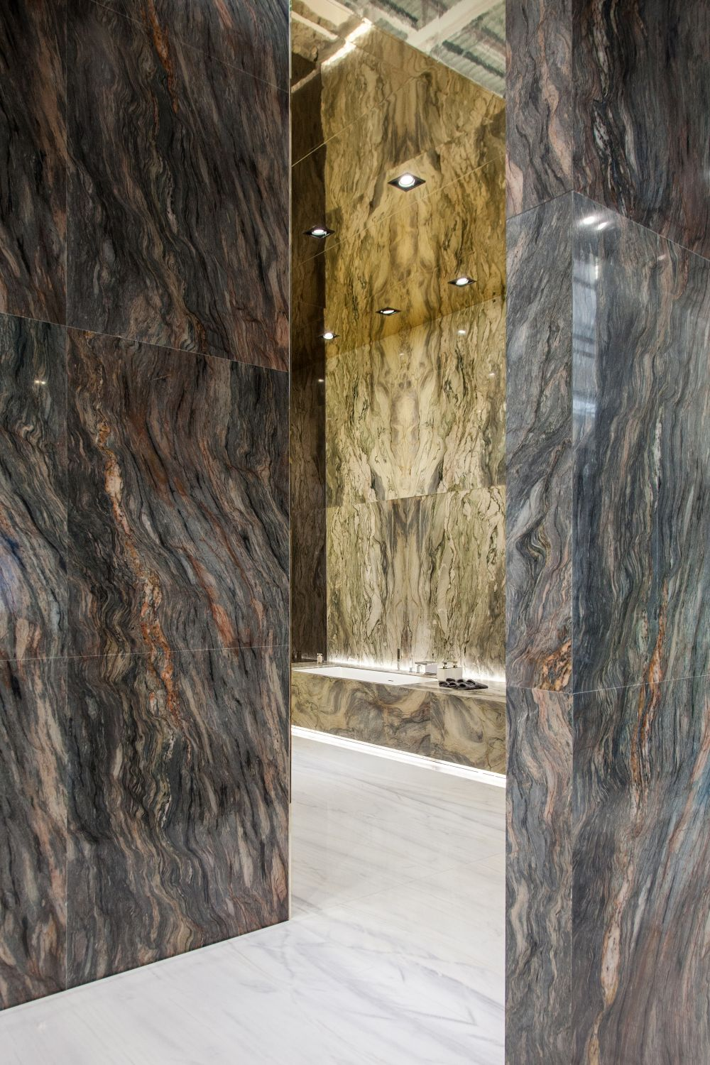 Knowing how to bring out the natural beauty in a material is an art form which this company masters