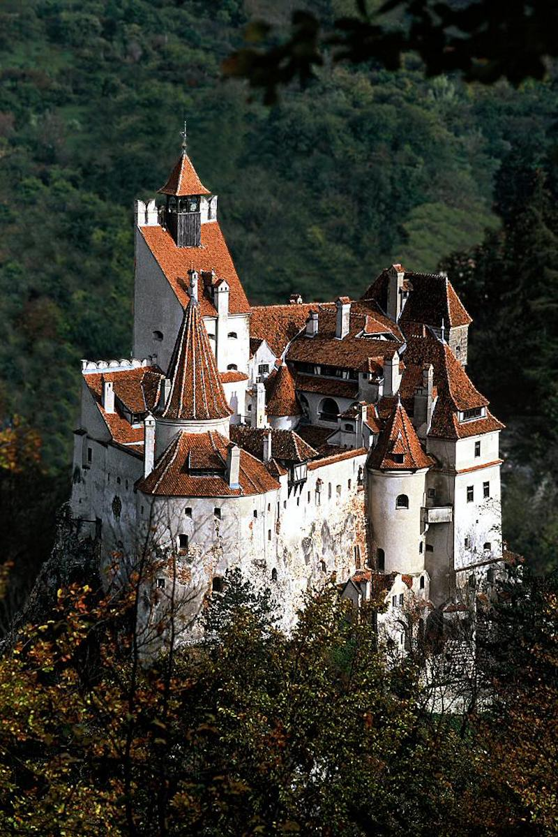 Initially, the Bran castle was built to serve as a fortress but its location also made it serve as a custom house