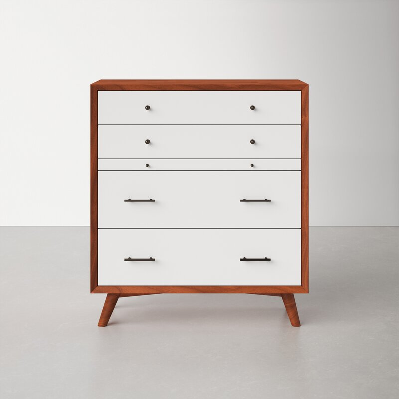 Elegant dresser with a built-in jewelry drawer