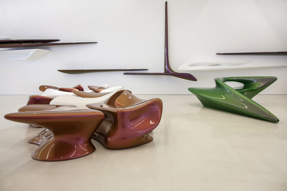 Evolution of architecture at The Seamless Collection by Zaha Hadid Architects