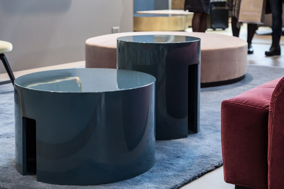 Gong Low Coffee tables