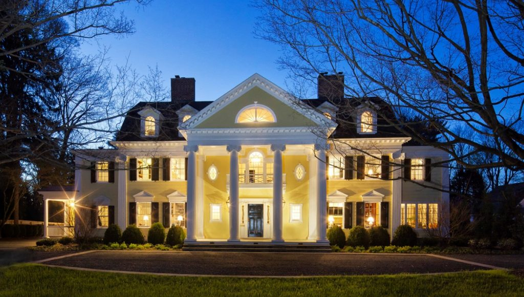 How To Design A Neoclassical House