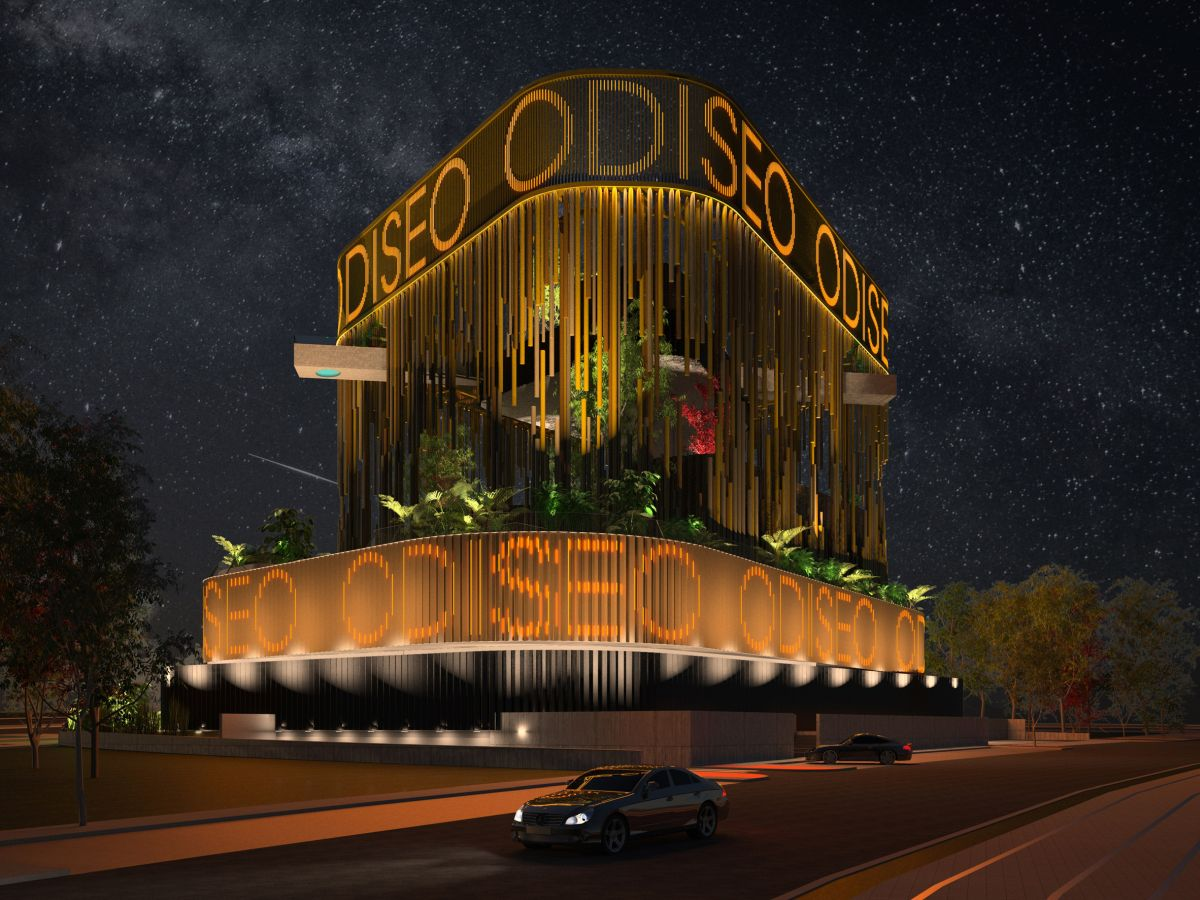 This is how the casino will end up looking once it's fully completed