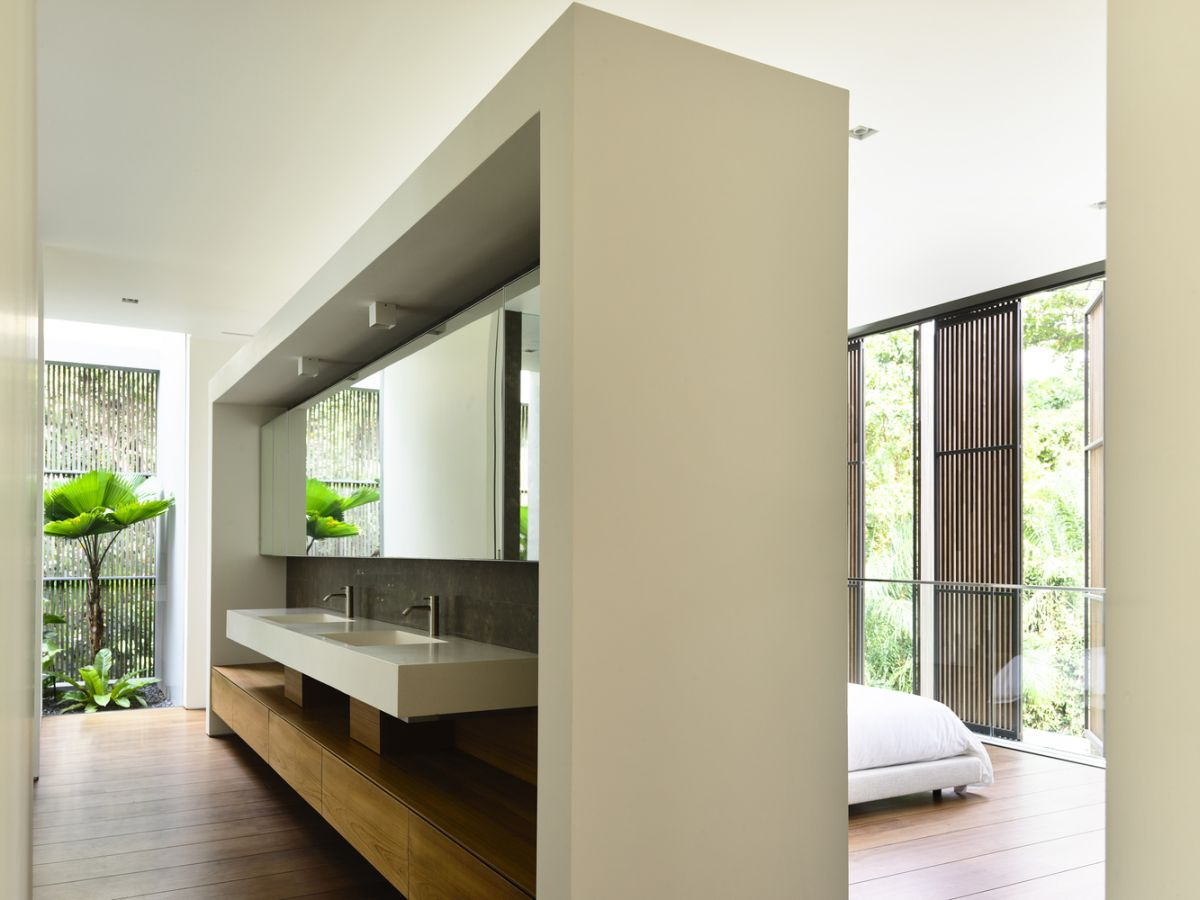 The bedroom suites are very bright, open and spacious, featuring modern and stylish floor plans