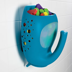 Attractive Oxo Tot Pail Whale Bath Storage Toy