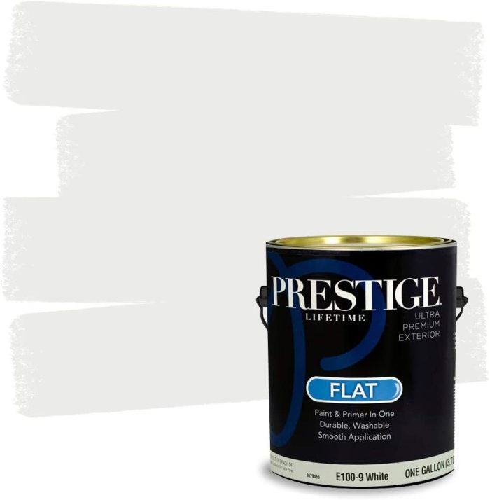 Prestige Exterior Paint and Primer In One
