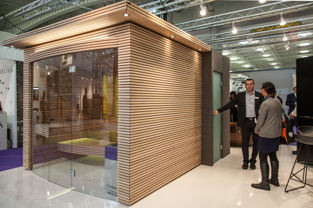 Visually attractive and physically indulgent, personal saunas are the ultimate in spa features.