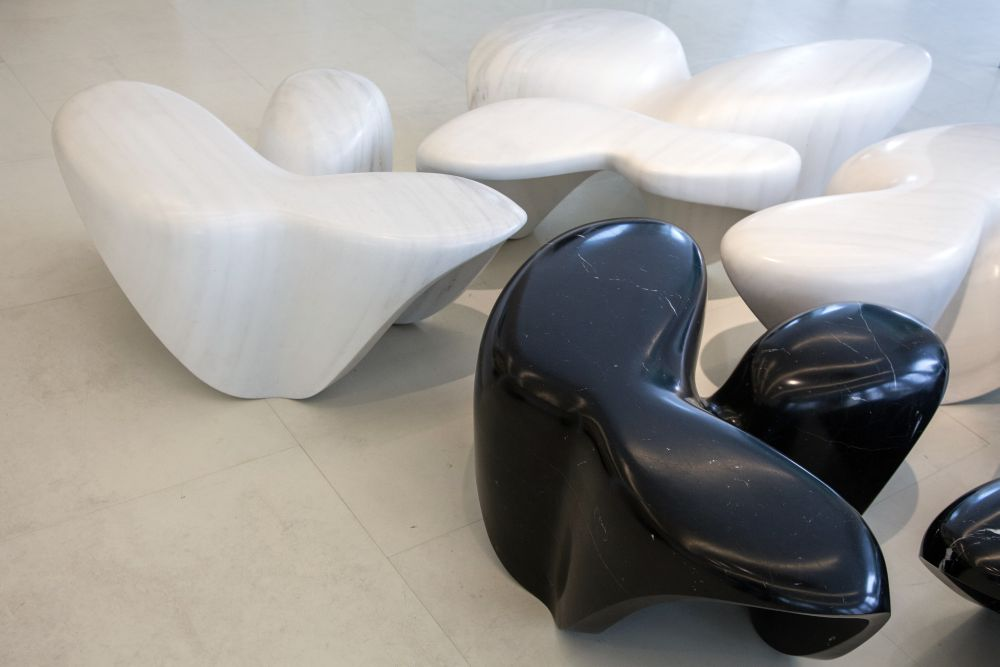 Seamless Collection by Zaha Hadid Architects - Fluidity