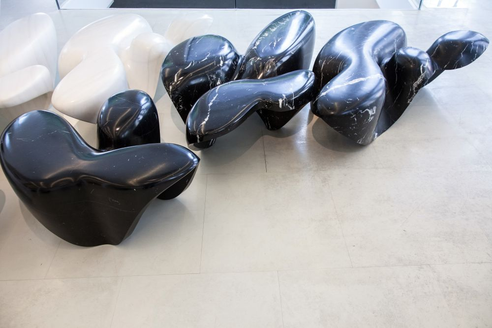 Seamless Collection by Zaha Hadid Architects