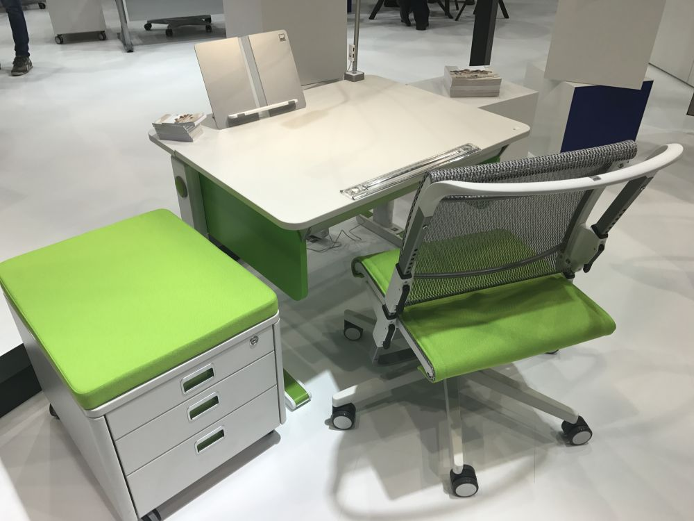 Some shades of green are too bright and vibrant to be used in large amounts in a decor