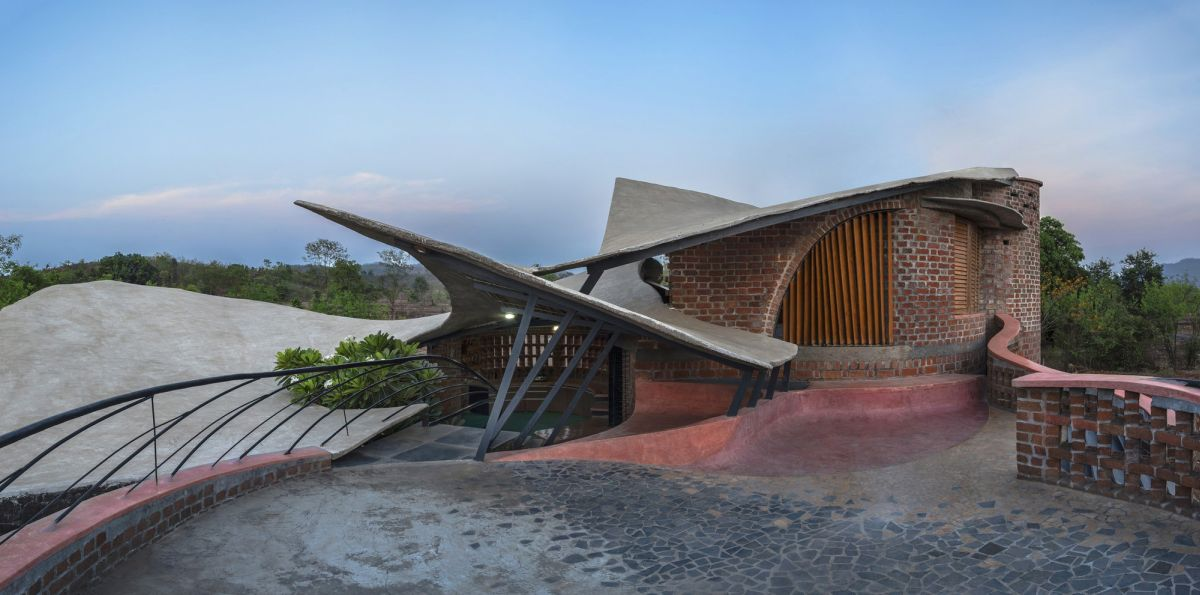 The Brick House in India