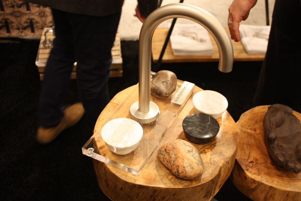 Traditional watermakr faucet