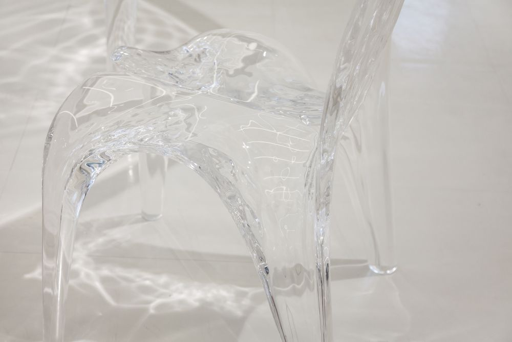 Transparent The Seamless Collection by Zaha Hadid Architects