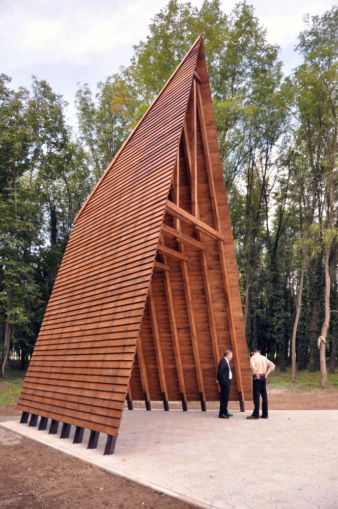 funeral chapel and memorial sanctuary a shaped