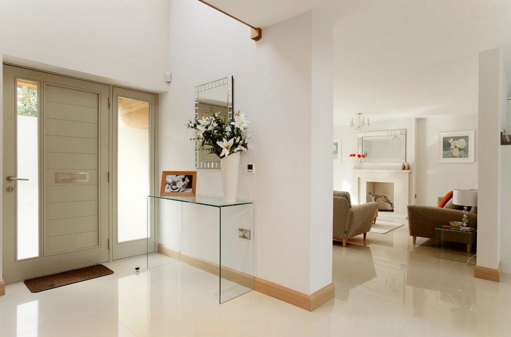 glass-console-table-entrance-hallway