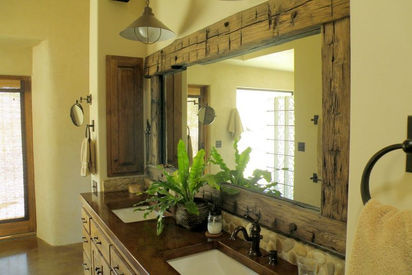 rustic-mirror-perfect-accent-wall